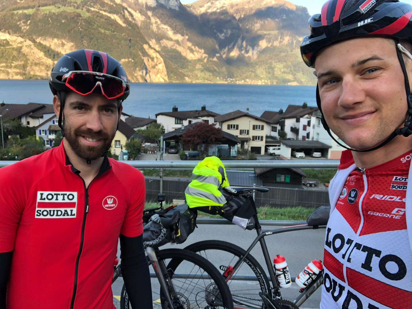 Thomas De Gendt i Tim Wellens